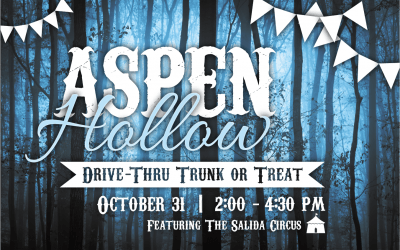 Aspen Hollow Drive-Thru Trunk or Treat